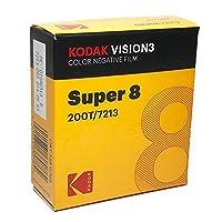 CODAK SUPER 8 彩色 VISION3 200T 7213/50英尺 墨盒