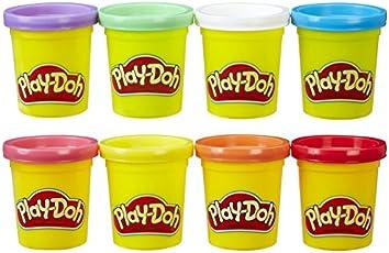 Hasbro 孩之宝 Play-Doh 培乐多彩泥 彩虹8色装 A7923