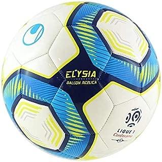 uhlsport Elysia 中性款 Replica 1 Conforma 气球,白色/金属蓝/荧光黄,5