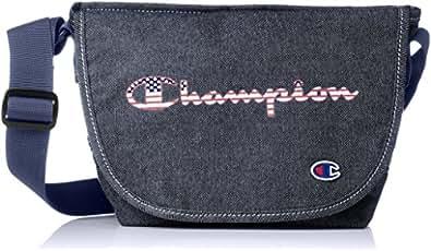 Champion 肩背包 Salinger 翻盖型 57153 03 深蓝色