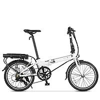 DAHON大行 折叠电动车20寸铝合金36V助力车脚踏自行车 KAA072E