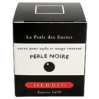 J. Herbin 11508T *雾(1 瓶装喷泉笔 10 ml) Perle Noire 30 ml bottle 13009T