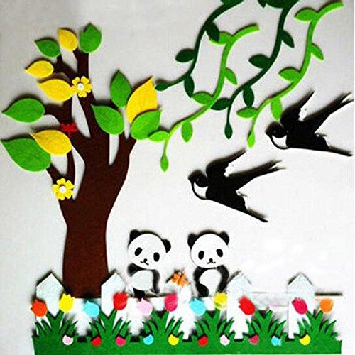 幼儿园教室布置环境墙饰 装饰黑板 文化墙 吊饰黑板报主题装扮套装
