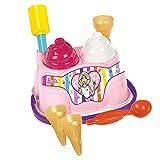 Theo Klein 2252芭比冰淇淋摊,玩具