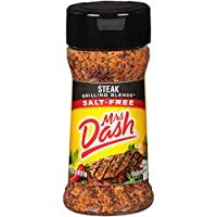 Mrs. Dash Grilling Blends, Steak, 2.5 Ounce (Pack of 12)