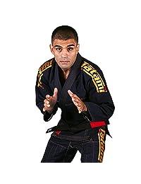 Tatami Fightwear Estimlo 6.0 高级 BJJ Gi - 黑色/灰色