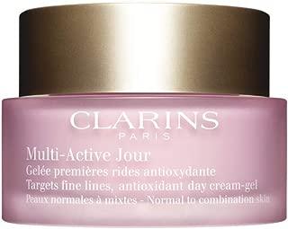 Clarins 嬌韻詩 多活性日霜 中性至混合性皮膚 1.7 盎司