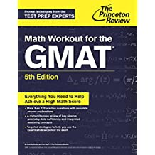 Math Workout for the GMAT, 5th Edition (Graduate School Test Preparation) (English Edition)