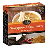 Snapdragon Singapore Curry Rice 涂鸦汤碗 59.69 克 - 6 件装