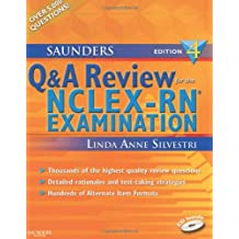 Saunders Q & A Review for the NCLEX-RNÂ  Examination