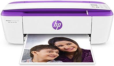 惠普(HP)小Q 3779打印机 A4彩色喷墨无线复印扫描一体机 惠普 3779 罗曼紫 官方标配