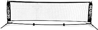*足球网球网 - 9.8 英尺 3 米宽 - 便携式携带包