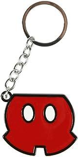 Cerdá Llavero Mickey 休闲背包 11 厘米 红色 (Rojo)