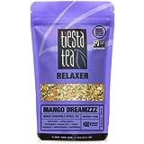 Tiesta Tea 芒果之梦,芒果洋甘菊草本茶,30 份,袋装1.5盎司/43克,不含咖啡因,散叶草本茶放松混合茶饮,Non-GMO