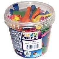 Karaloon DA 4099-100 桶式小雕像球 30-40 厘米 各种颜色
