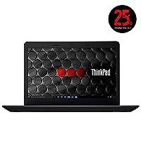 【赠原装包鼠】ThinkPad E470C-20H3A006CD(联想)14英寸笔记本电脑(i5-6200U 8G 256G SSD固态硬盘 NVIDIA GeForce 920MX 蓝牙 Win10)