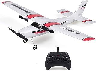 GoolRC FX801 飞机 Cessna 182 2.4GHz 2CH 遥控飞机飞机户外飞行玩具适合儿童男孩
