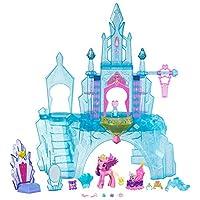 Hasbro 孩之宝 My Little Pony 小马宝莉 小马利亚系列水晶城堡公仔套装 B5255