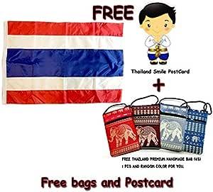 60x90 厘米泰国国旗 * 涤纶泰国王国+泰国礼品