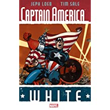 Captain America: White (English Edition)