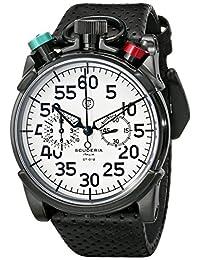 CT Scuderia 男式 CS20101 模拟显示瑞士石英黑色手表