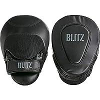 Blitz 男女通用台风聚光垫,黑色,均码