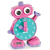 Learning Resources Tock 学习时钟玩具,粉色