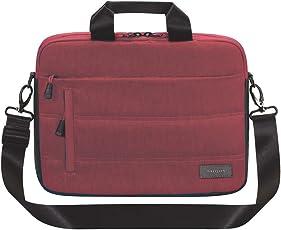Targus 泰格斯 中性 笔记本电脑手提单肩包 TSS83905 酒红色 13英寸 33.5×4×26cm
