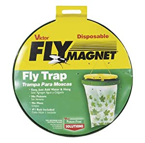 Woodstream M530 Fly Magnet Bag Trap, Disposable 6