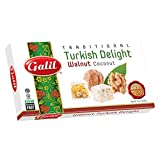 Galil Turkish Delight, Walnut, 16-Ounce Box (Pack of 1)