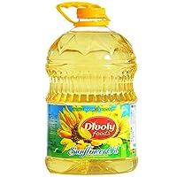 蒂罗利 葵花籽油 5L(乌克兰进口)