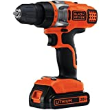Black & Decker LDX220C 20V MAX Lithium 2 Speed Drill/Driver