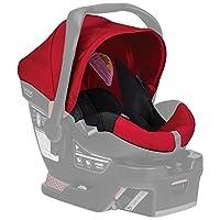 Britax 宝得适 B-Safe 35 宝宝汽车座椅套,红色