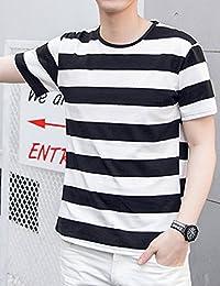 MPSMOVE 思慕夫 2018夏季【纯棉】休闲男T恤印花圆领男t恤短袖T恤衫男士 KW318【722】