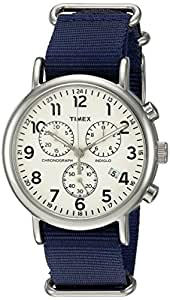 Timex 天美時 Weekender 40毫米 计时手表