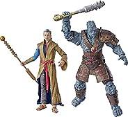 Hasbro 孩之寶 Marvel 漫威傳奇系列雷神:Ragnarok 6英寸受電影啟發的Grandmaster & Korg珍藏級動作人