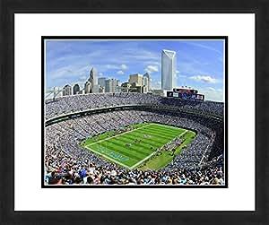 NFL Carolina Panthers Bank of America Stadium,镶框精美,双哑光,45.72 厘米 x 55.88 厘米运动照片