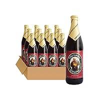 教士 德国进口Franziskaner教士/范佳乐啤酒 500ml/瓶 (黑啤12瓶)