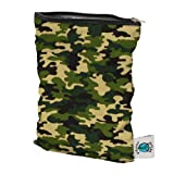 Planet Wise Wet Diaper Bag, Camo, Small