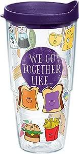 Tervis We Go Together Like 24oz 杯子 透明 24oz 1248532