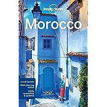 摩洛哥旅游指南(第12版)英文原版 Morocco 12 孤独星球 摩洛哥 旅游指南 旅游攻略