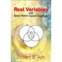 Real Variables with Basic Metric Space Topology (Dover Books on Mathematics) (English Edition)