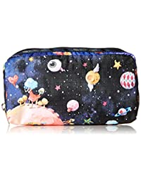 Lesportsac Classic系列 女式 RECTANGULAR COSMETIC款式化妆包