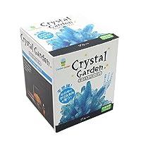 不可思议 在水中培育水晶 Crystal Garden 蓝色