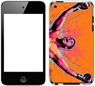 Zing Revolution Muhammad Ali Premium Vinyl Adhesive Skin for iPod touch 4G, Loud N Proud