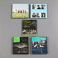 五月天:自传+步步+后青春的诗+第二人生(明日版+末日版)5专辑全收录 6CD【盛鑫音像】