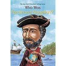 Who Was Ferdinand Magellan? (Who Was?) (English Edition)