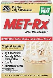 MET-Rx 原味代餐粉 18份 45.72