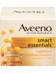 中国亚马逊:Aveeno Smart Essentials 抗氧化保湿晚霜 48g164.2元(直邮低至183元)