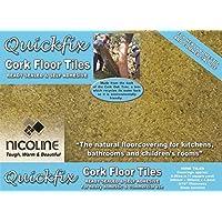 5 毫米自粘软木地板砖(0.80 平方米)